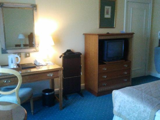 Grafton Capital Hotel : Room 316
