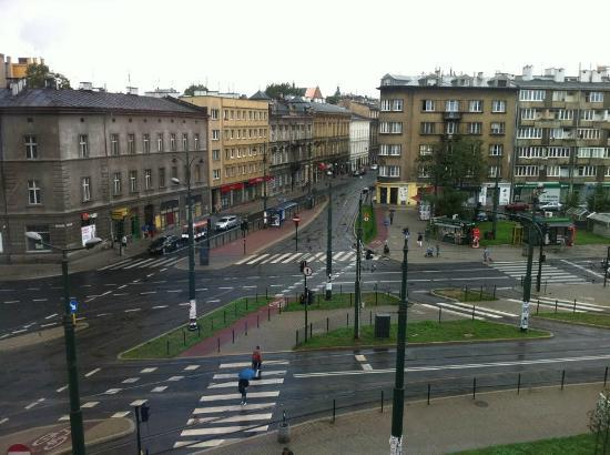 Aparthotel Globus : View from room