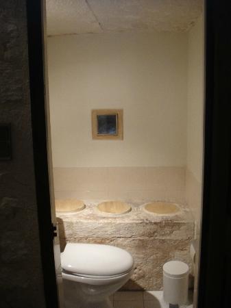 Chateau de la Fleunie: Les latrines