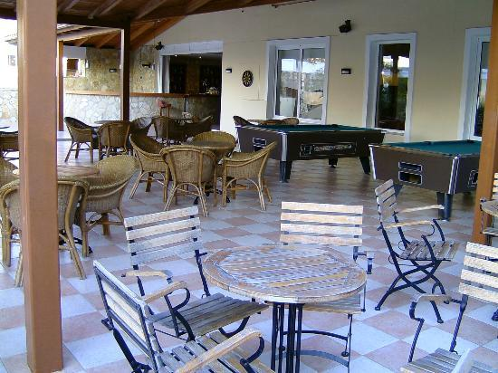Alykanas Village Hotel: Leisure area