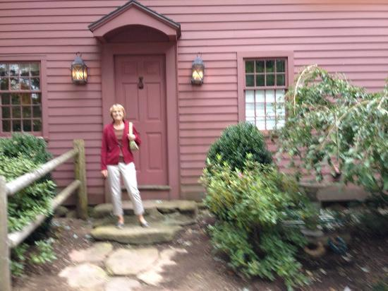 Green Acres Bed and Breakfast: Entry to Greeanacres B&B