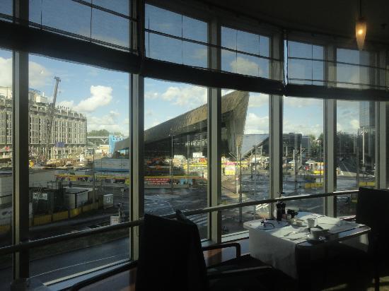 Rotterdam Marriott Hotel: Salle PDJ