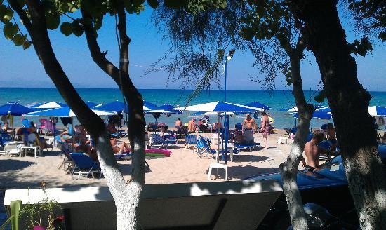 Alykes Garden Village: Alykes beach