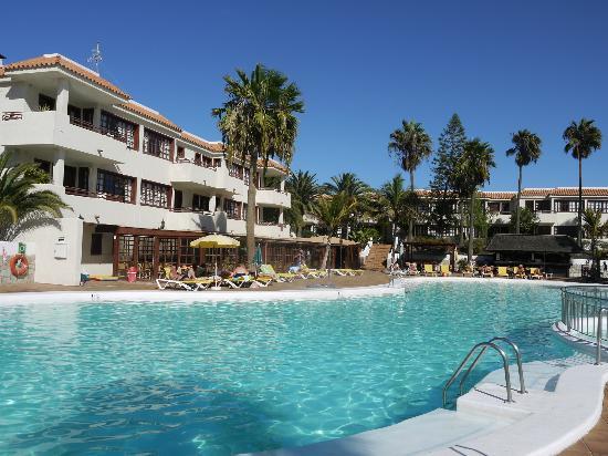 Fuentepark Apartamentos: Pool