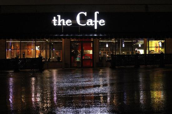 The Cafe an American Bistro : Welcome