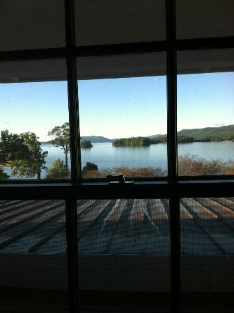 The Sagamore Resort: view from room