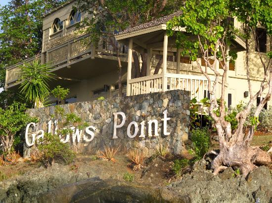 Gallows Point Resort: From the Water