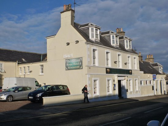 Old Coach House Hotel Buckie