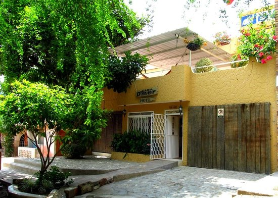 Hotel Casa D'mer Taganga: Entry
