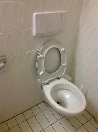 Raeter-Park Hotel : Toilete