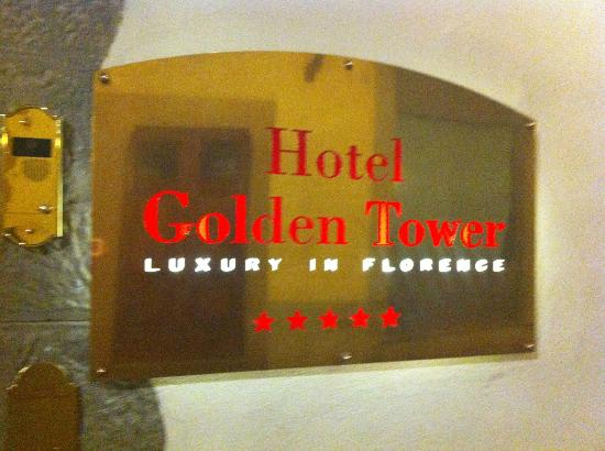 Golden Tower Hotel & Spa: hotel
