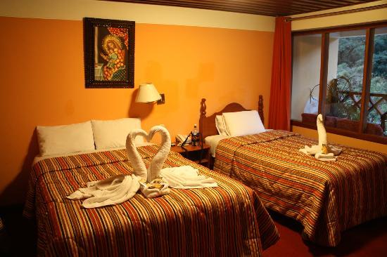 Santuario Hotel: habitacion