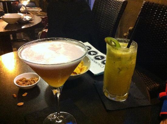 Mate Bar: Cocktails!