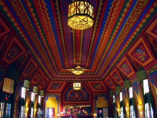 Naniboujou Historic Lodge Restaurant: Dining hall2