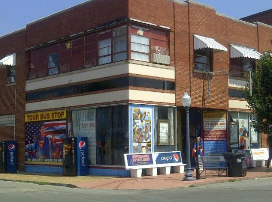 Superman Store Metropolis Picture Of Margaritaville Casino
