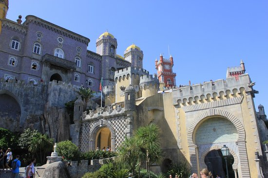 Palacio Nacional de la Pena: Palácio da Pena