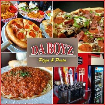 Da Boyz Pizza and Pasta: Da Boyz Pizza