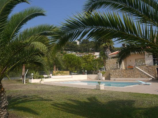 Villa AUCHADA: piscine