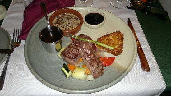 El Sabor: Reindeer steak