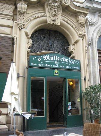 Müllerbeisl Restaurant