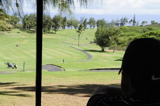Waiehu Golf Course: 1st Tee Box