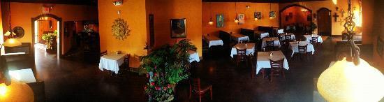 Cactus Flower Cafe: Inside look