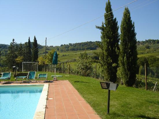 Agriturismo Casa alle Vacche: piscina