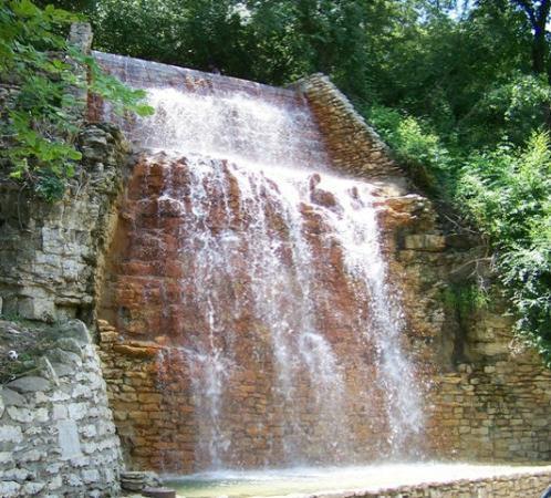 KC Fountains: Kansas City Fountain