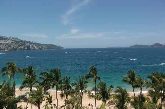 Elcano Hotel: A vista dos quartos todos é essa aí, né.. perfeita!