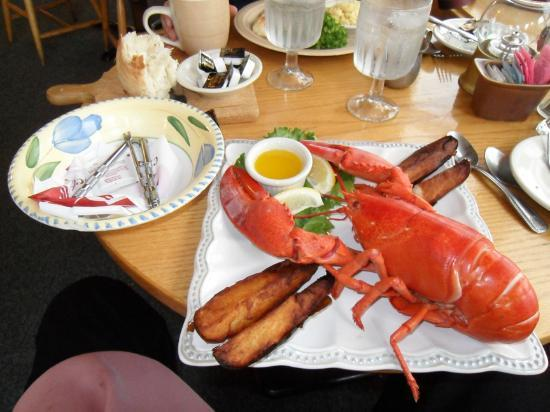 Seafood Ketch: Lobster Special