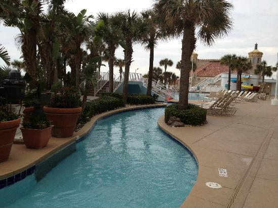 Wyndham Ocean Walk: Pool/Lazy River