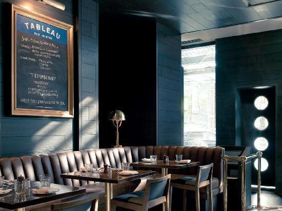 Loden Hotel : Tableau Bar Bistro