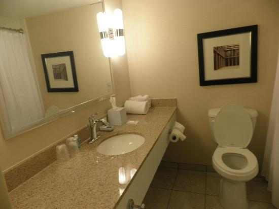 Four Points by Sheraton Nashville-Brentwood: Bathroom