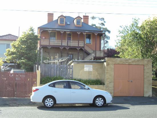 Bendalls Accommodation: Historical B&B in New Town