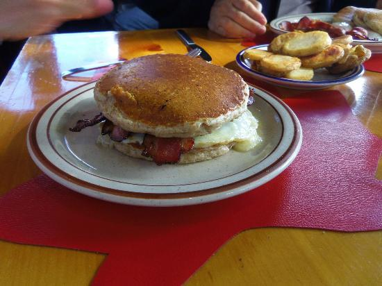 Irish Bacon Benedict Recipe — Dishmaps