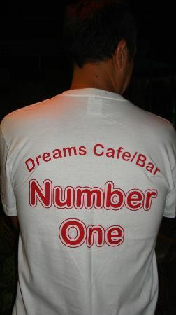 Dreams Cafe Bar: Hakan, you will always be my number one!