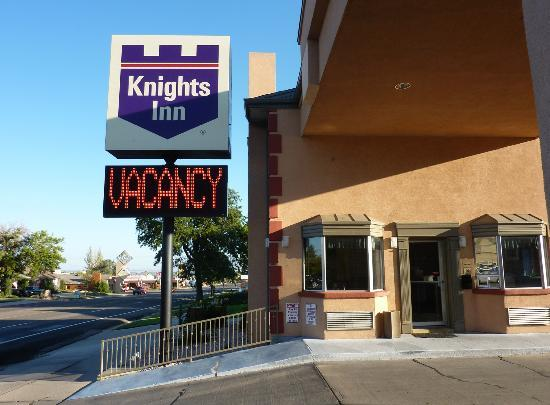 Knights Inn Cedar City : We slept well
