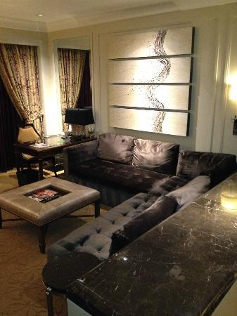 The Palazzo Resort Hotel Casino: So cozy