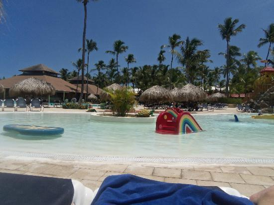 Grand Palladium Punta Cana Resort & Spa: Kids pool area