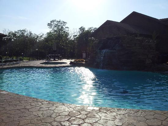 POSTOAK Lodge & Retreat : Great Pool