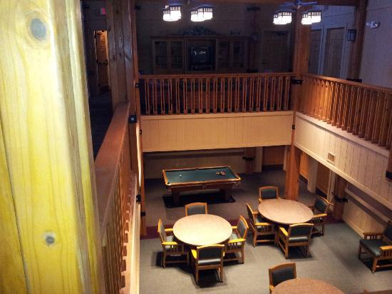 POSTOAK Lodge & Retreat: Inside of Large Cabin