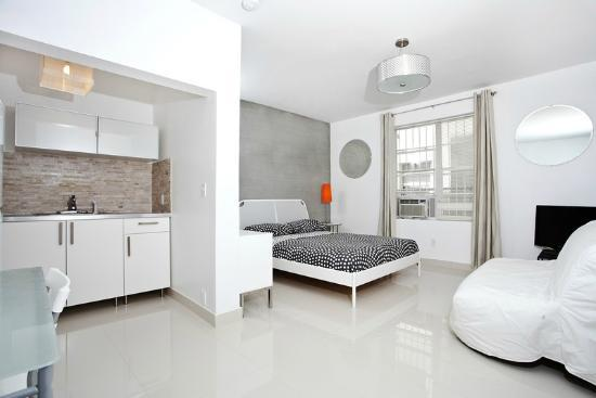 Fortuna House Apartments: studio