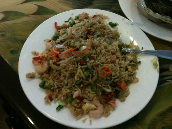 ABC Chinese Seafood Restaurant: house fried rice