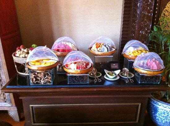 The Dhara Dhevi Chiang Mai: Breakfast