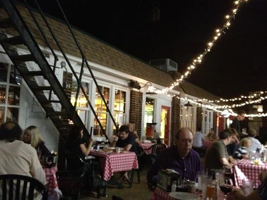 Photo of Italian Restaurant Bella Napoli at 1200 Villa Pl, Nashville, TN 37212, United States