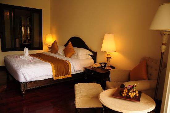 Sofitel Krabi Phokeethra Golf & Spa Resort: Room Suite