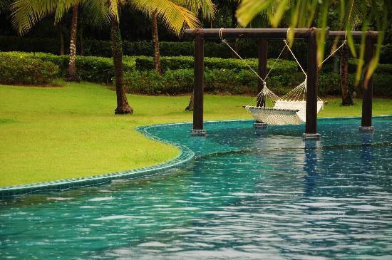 Sofitel Krabi Phokeethra Golf & Spa Resort : Private pool area