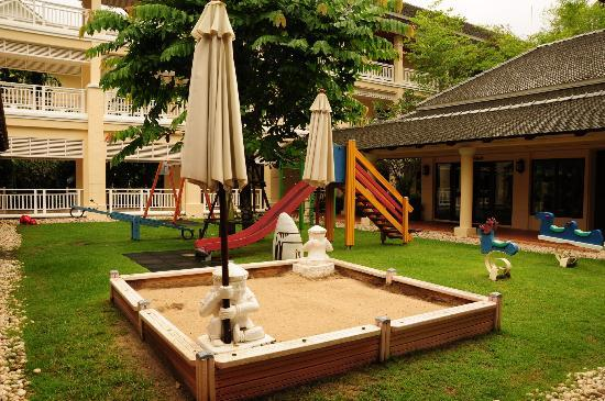 Sofitel Krabi Phokeethra Golf & Spa Resort: Children's club