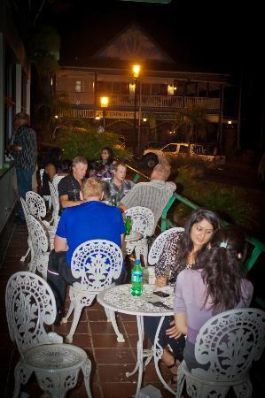 Garraway Hotel: Ole Jetty Bar - Terrace