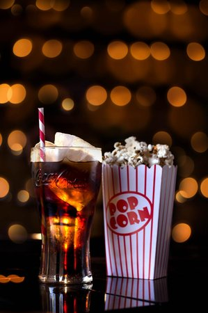 Zetabar: Popcorn Highball